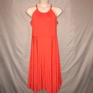 Gap super soft dress flowy flirty size large